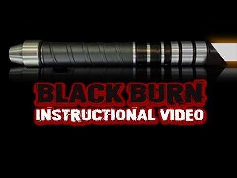 SaberMach-Black-Burn-combat-Saber-Instructional-Video