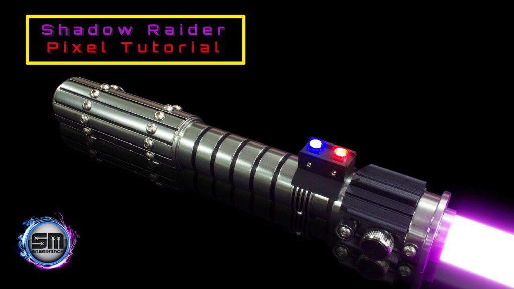 SaberMach-NBV4-with-PlecterPixel-Blade-Tutorial-Shadow-Raider